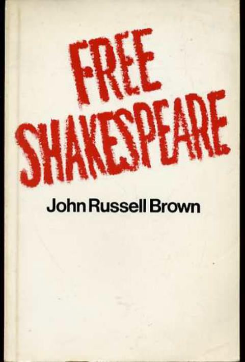 Image for Free Shakespeare