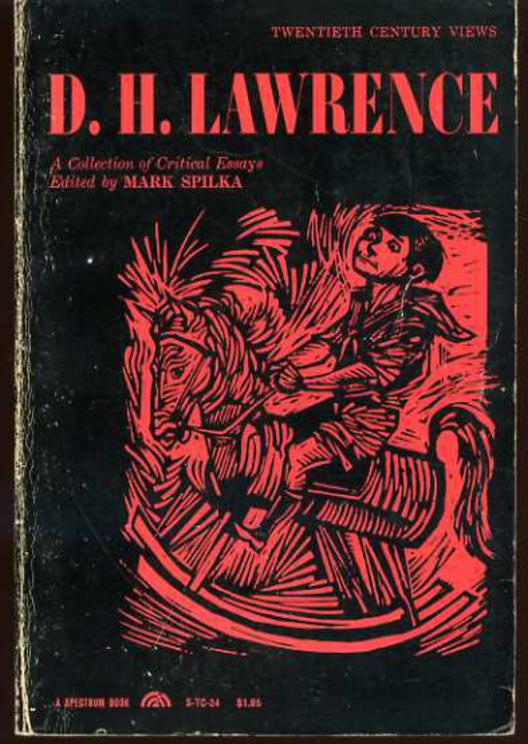 Image for D.H. Lawrence : A Collection of Critical Essays