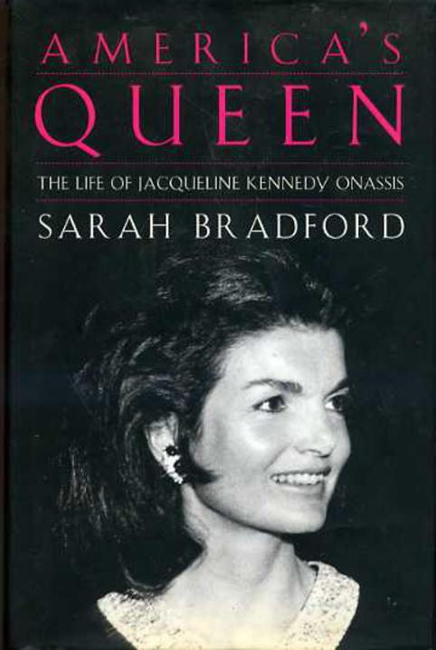 Image for America's Queen : A Life of Jacqueline Kennedy Onassis