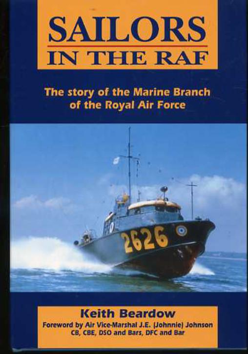 Image for Sailors in the RAF : The Story of the Marine Branch of the Royal Air Force