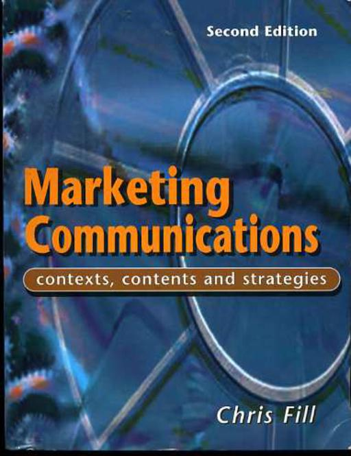 Image for Marketing Communications: Frameworks, Theories and Applications