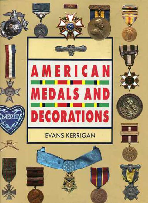 Image for American Medals and Decorations