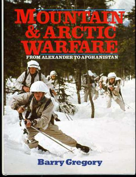 Image for Mountain and Arctic Warfare : Alexander to Afghanistan