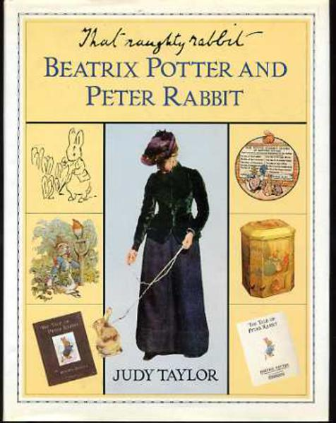 Image for That Naughty Rabbit: Beatrix Potter and Peter Rabbit