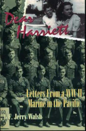 Image for Dear Harriett : Letters from a WWII Marine in the Pacific