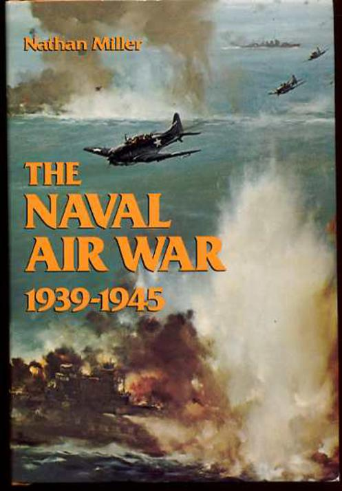 Image for The Naval Air War, 1939-1945