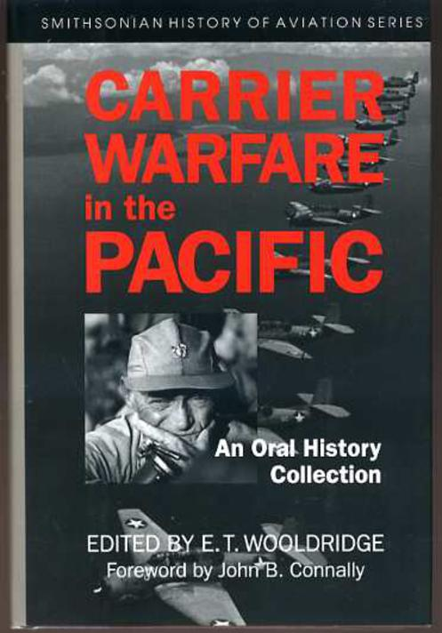 Image for Carrier Warfare in the Pacific : An Oral History Collection