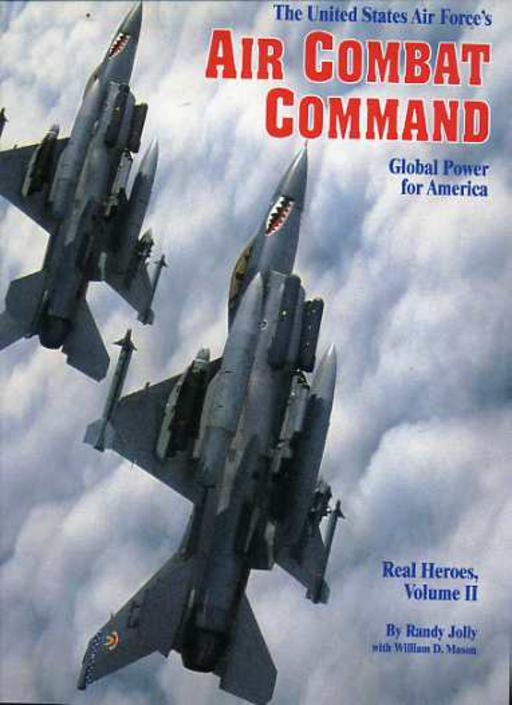 Image for The United State Air Force's Air Combat Command: Global Power for America