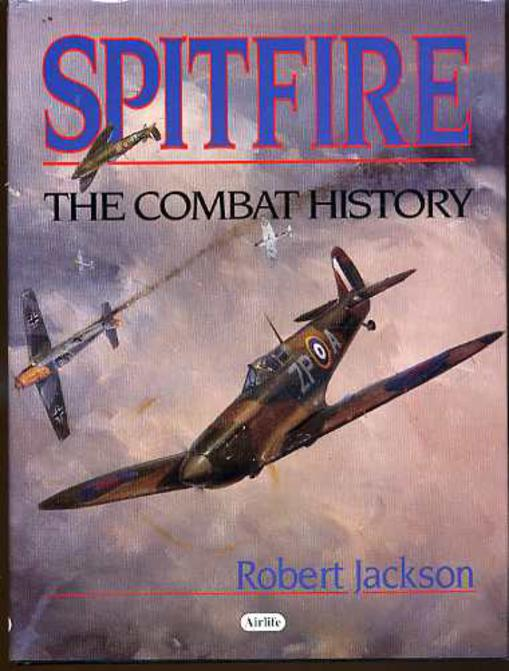 Image for Spitfire : The Combat History