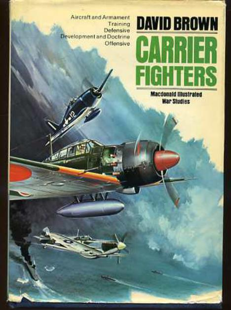 Image for Carrier Fighters