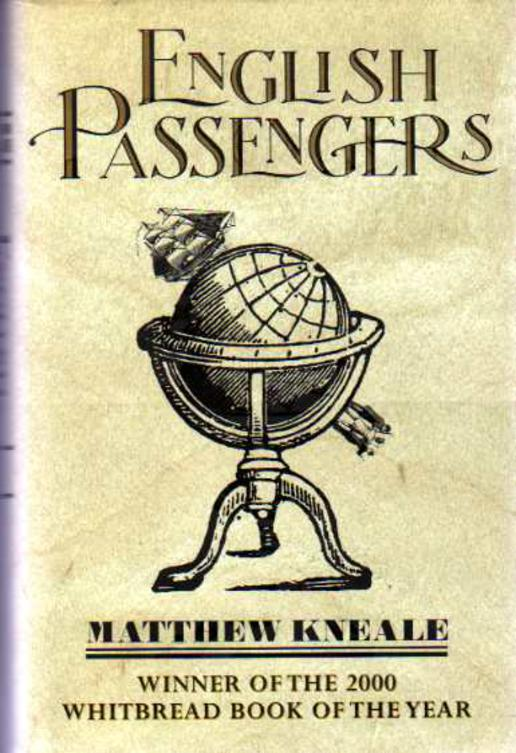 Image for English Passengers (SIGNED COPY)