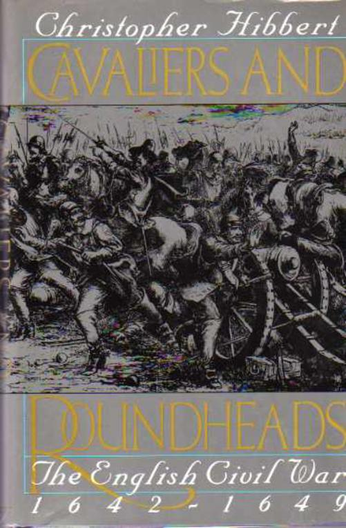 Image for Cavaliers and Roundheads : The English at War, 1642-1649