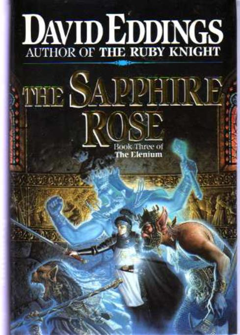 Image for The Sapphire Rose