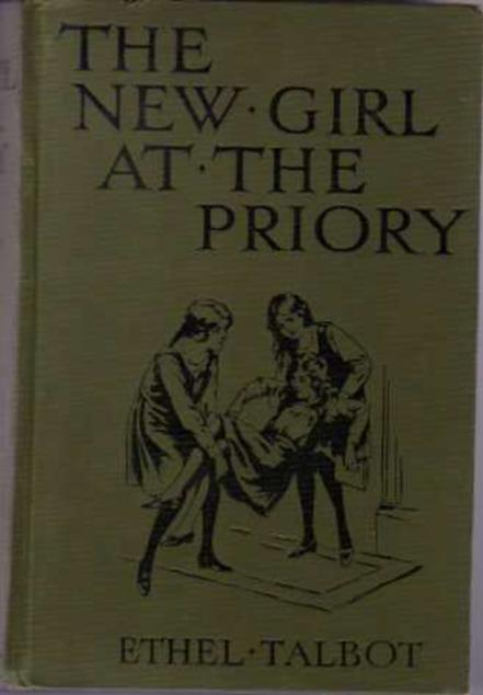 Image for The New Girl at the Priory