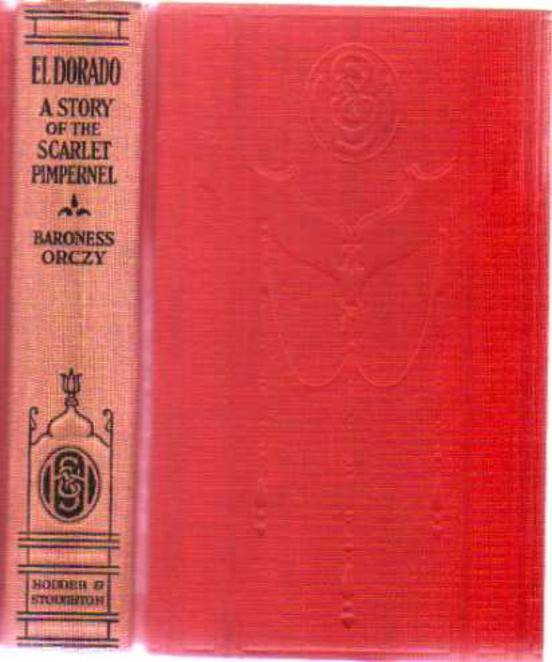 Image for Eldorado a Story of the Scarlet Pimpernel