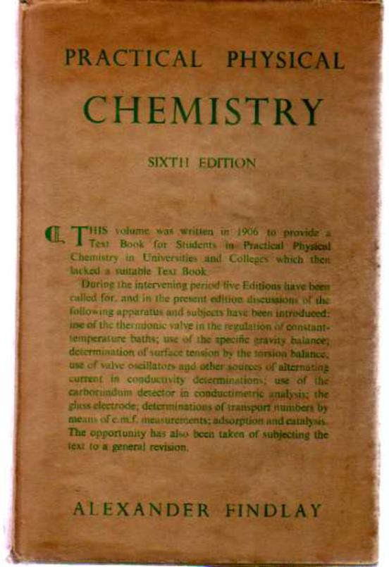 Image for Practical Physical Chemistry