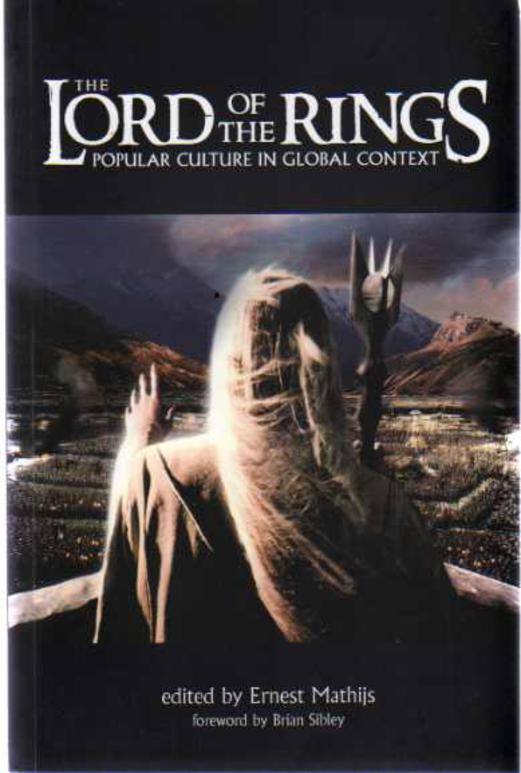 Image for The Lord of the Rings : Popular Culture in Global Context
