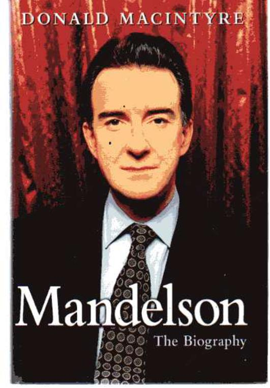 Image for Mandelson the Biography