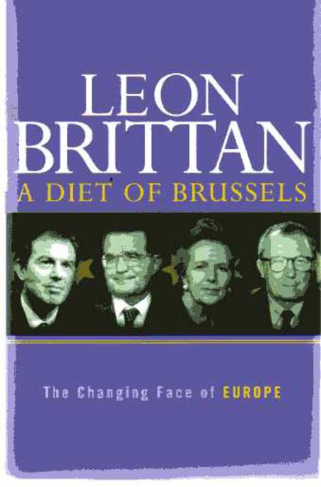 Image for A Diet of Brussels