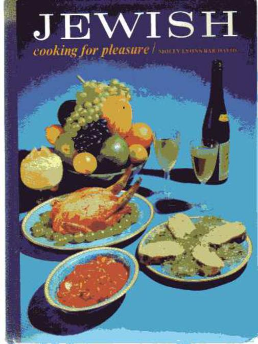 Image for Jewish Cooking for Pleasure