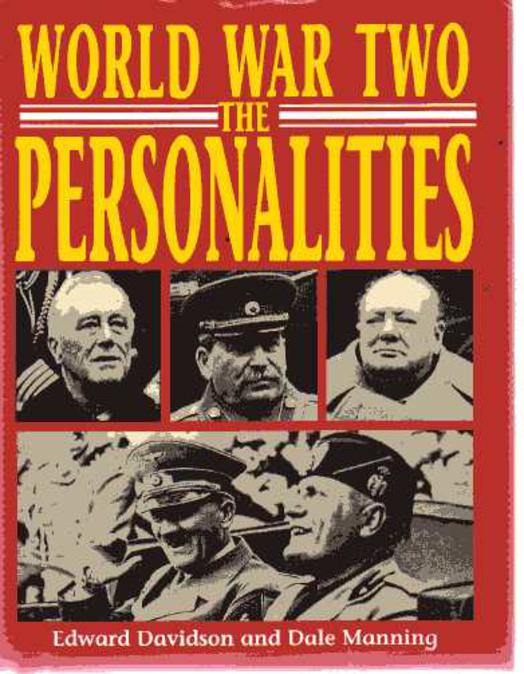 Image for World War II : The Personalities