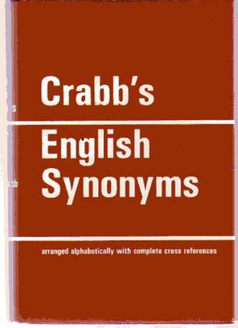 Image for English Synonyms