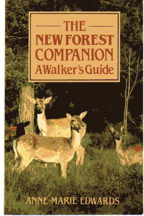 Image for The New Forest Companion : A Walker's Guide