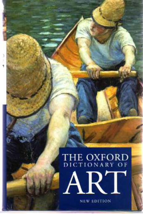 Image for The Oxford Dictionary of Art