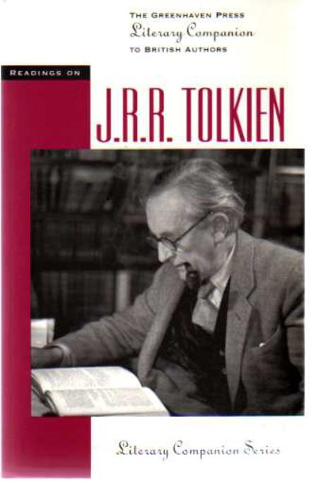 Image for Readings on J. R. R. Tolkien