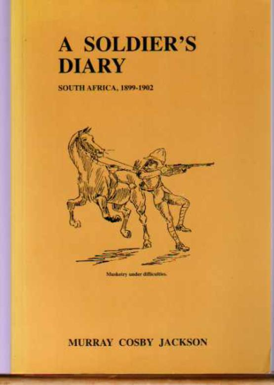 Image for Soldier's Diary (South Africa 1899-1902)