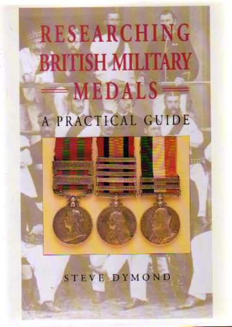 Image for Researching British Military Medals : A Practical Guide