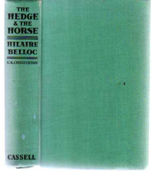 Image for The Hedge and the Horse