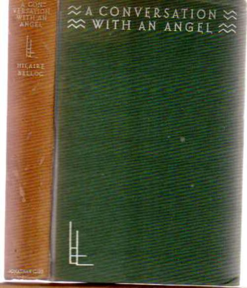 Image for A Conversation with an Angel and Other Essays
