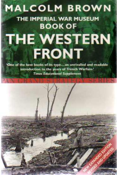 Image for The Imperial War Museum Book of the Western Front