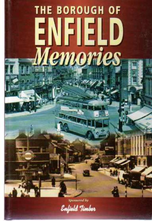 Image for The Borough of Enfield Memories