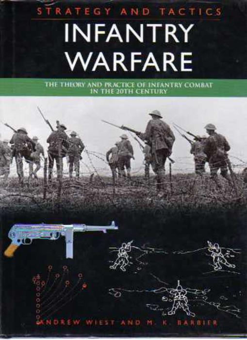 Image for Strategy and Tactics : Infantry Warfare