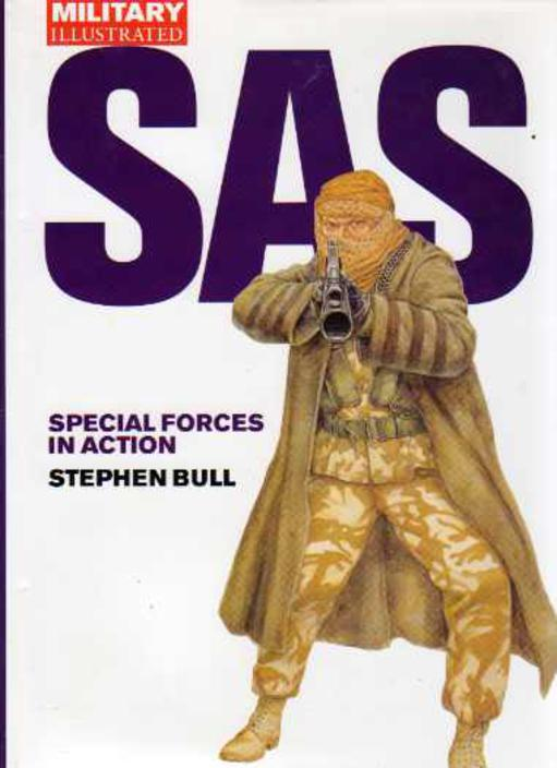Image for SAS : Special Forces in Action