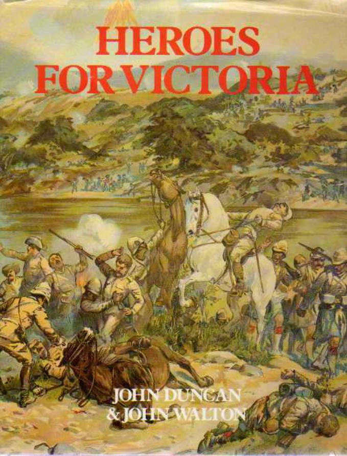 Image for Heroes for Victoria 1837-1901