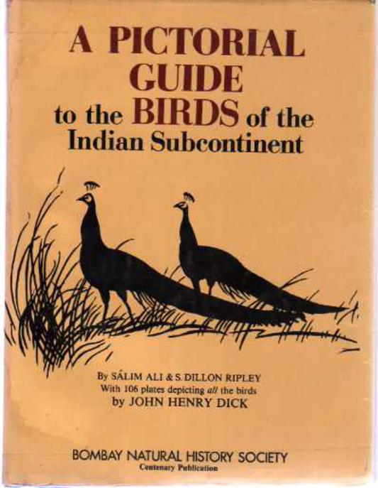 Image for A Pictorial Guide to the Birds of the Indian Subcontinent