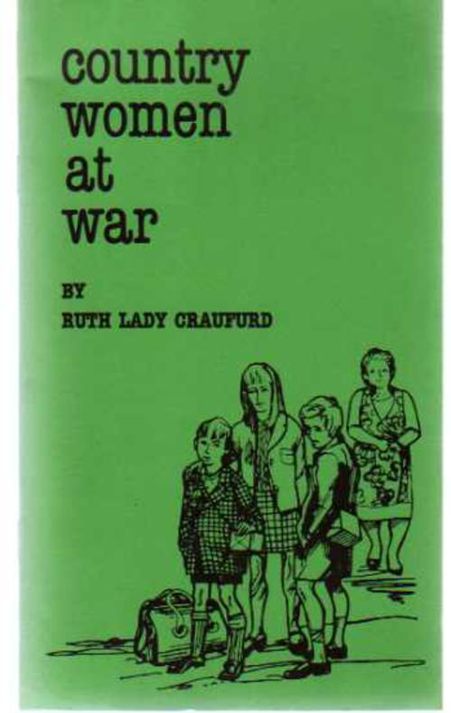 Image for Country Women At War (SIGNED COPY)