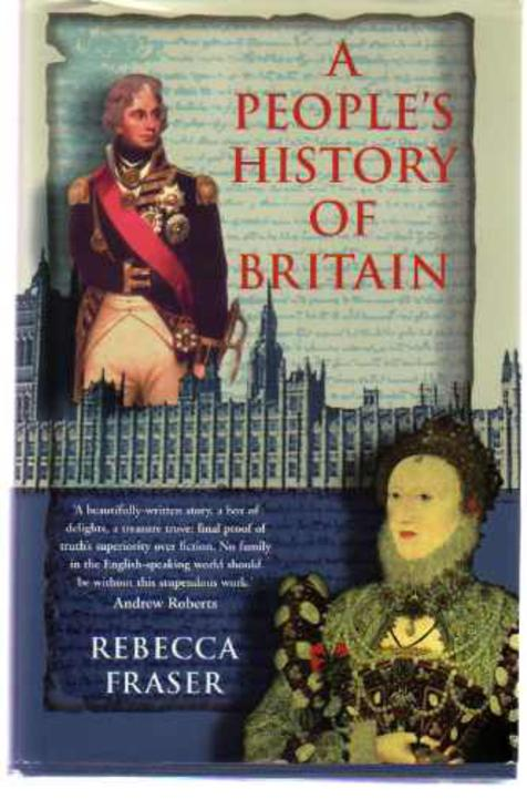 Image for A People's History of Britain