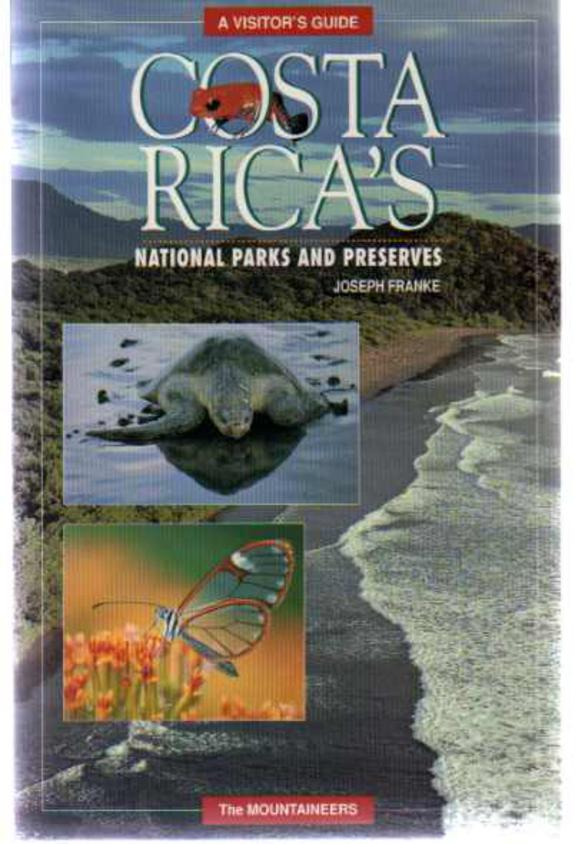 Image for Costa Rica's National Parks and Preserves : A Visitor's Guide