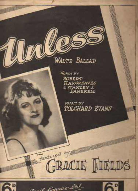 Image for Unless - Waltz Ballad