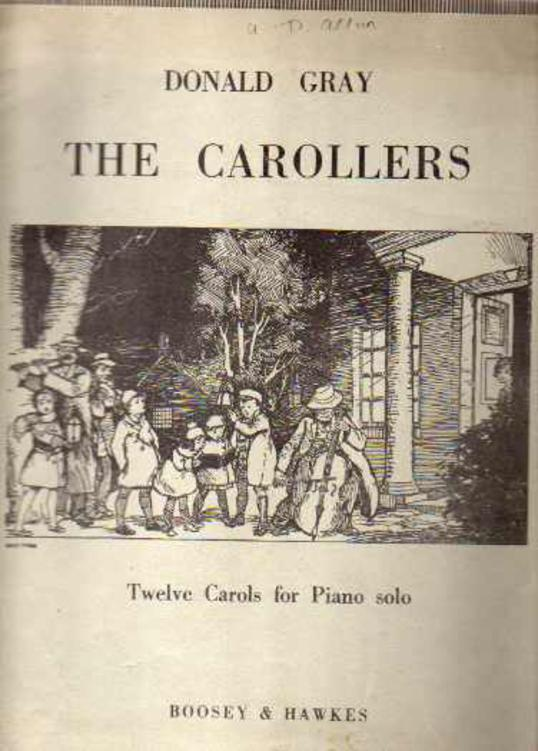 Image for The Carollers