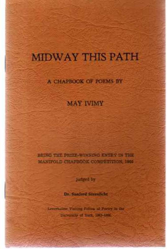 Image for Midway This Path - a Chapbook of Poems (SIGNED COPY)