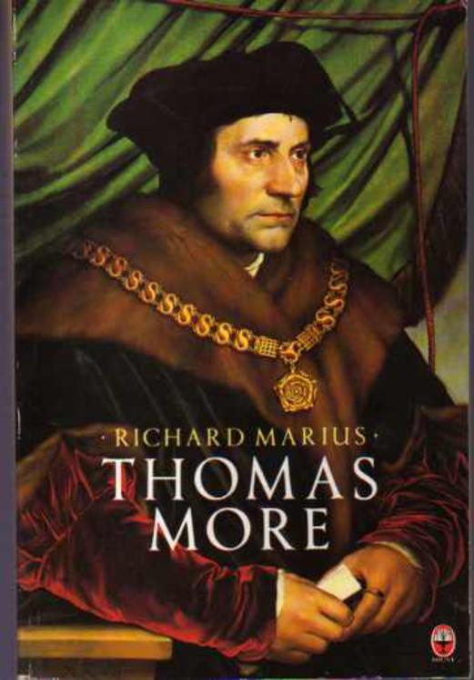 Image for Thomas More : A Biography