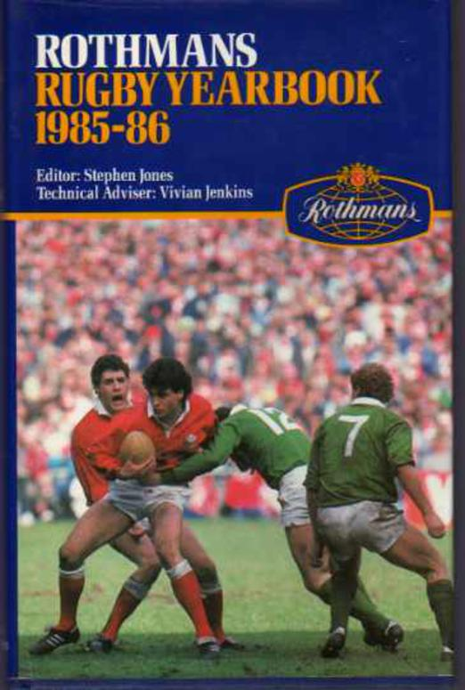 Image for Rothmans Rugby Yearbook 1985-86