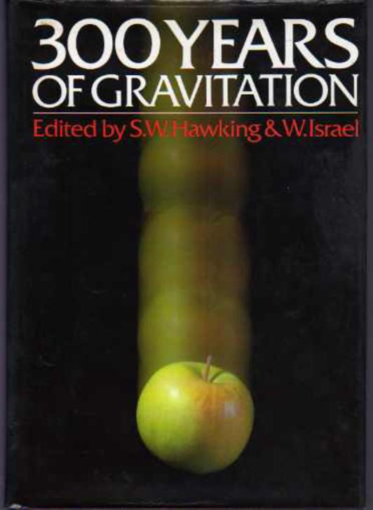 Image for Three Hundred Years of Gravitation