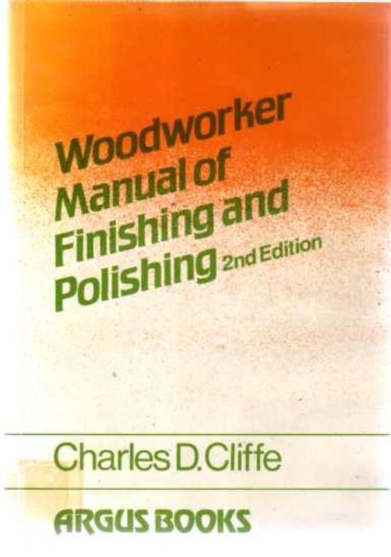 Image for Woodworker Manual of Finishing and Polishing