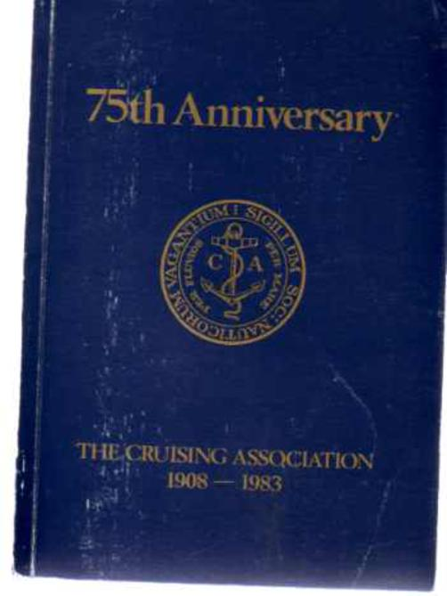 Image for The Cruising Association 75th Anniversary